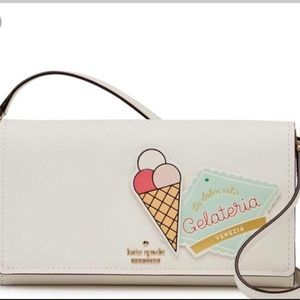 Kate Spade ♠️ Ice Cream Venice Stormie Crossbody
